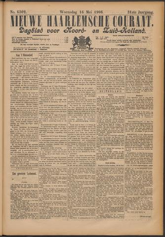 Nieuwe Haarlemsche Courant 1906-05-16