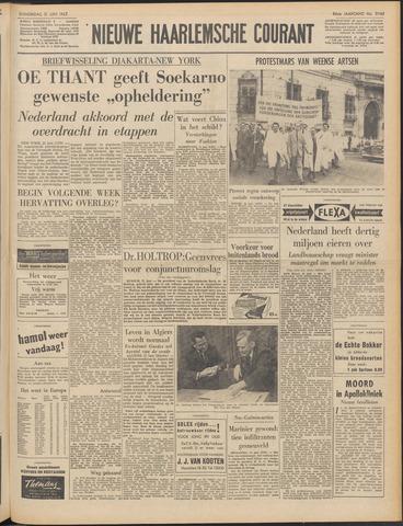 Nieuwe Haarlemsche Courant 1962-06-21
