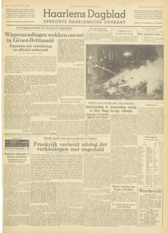 Haarlem's Dagblad 1956