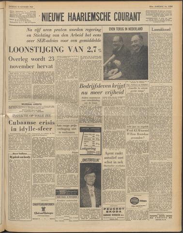 Nieuwe Haarlemsche Courant 1962-11-10