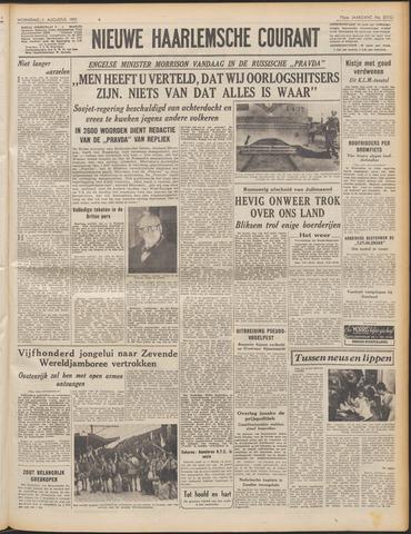 Nieuwe Haarlemsche Courant 1951-08-01