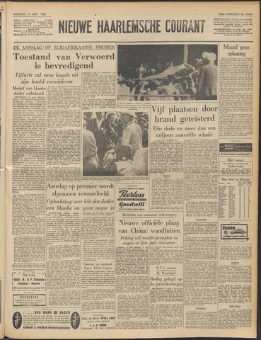 Nieuwe Haarlemsche Courant 1960-04-11