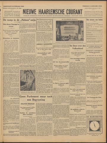 Nieuwe Haarlemsche Courant 1934-01-05