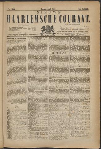 Nieuwe Haarlemsche Courant 1891-07-05