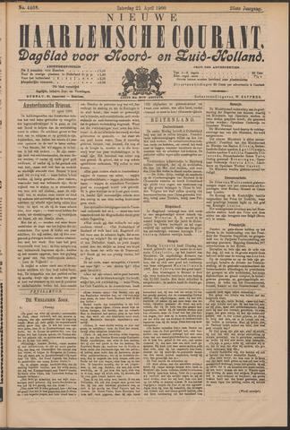 Nieuwe Haarlemsche Courant 1900-04-21