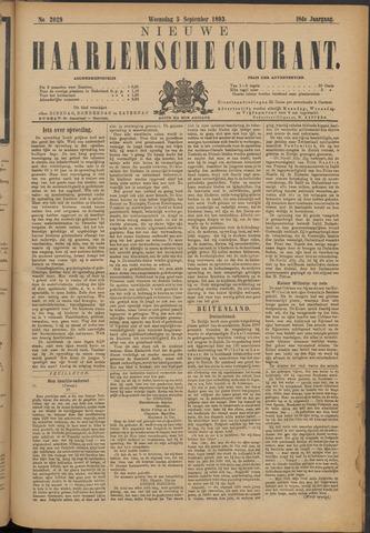 Nieuwe Haarlemsche Courant 1893-09-06