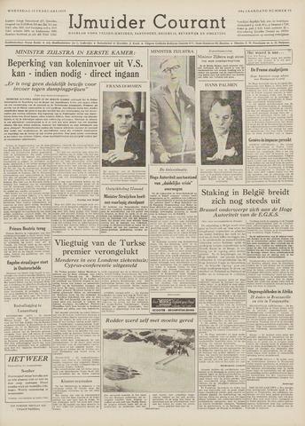 IJmuider Courant 1959-02-18