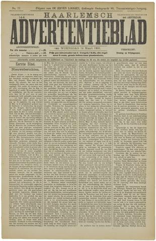Haarlemsch Advertentieblad 1900-03-14