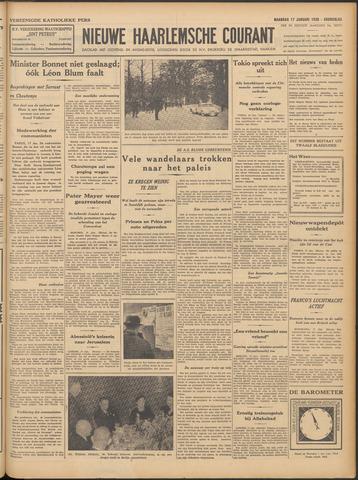 Nieuwe Haarlemsche Courant 1938-01-17