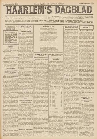 Haarlem's Dagblad 1926-08-13