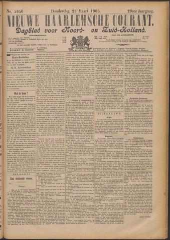 Nieuwe Haarlemsche Courant 1905-03-23