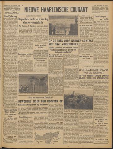 Nieuwe Haarlemsche Courant 1948-01-14