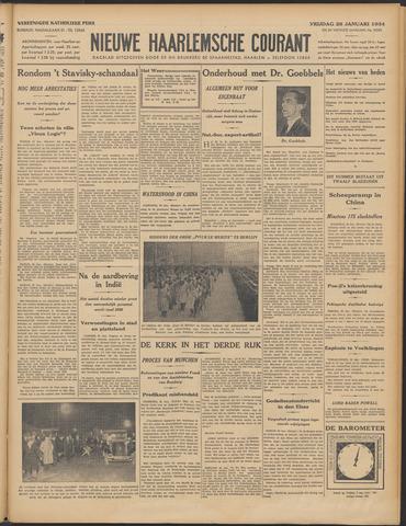 Nieuwe Haarlemsche Courant 1934-01-26