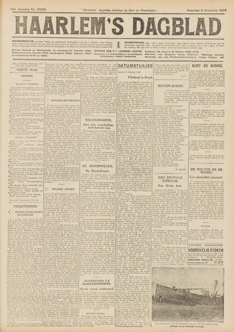 Haarlem's Dagblad 1926-11-08