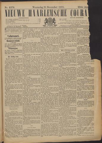 Nieuwe Haarlemsche Courant 1895-12-25