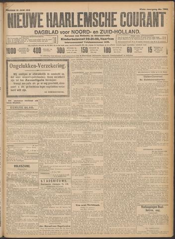 Nieuwe Haarlemsche Courant 1912-06-21