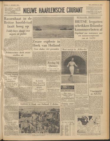 Nieuwe Haarlemsche Courant 1958-09-02