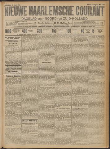 Nieuwe Haarlemsche Courant 1911-01-10