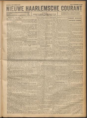 Nieuwe Haarlemsche Courant 1920-09-03