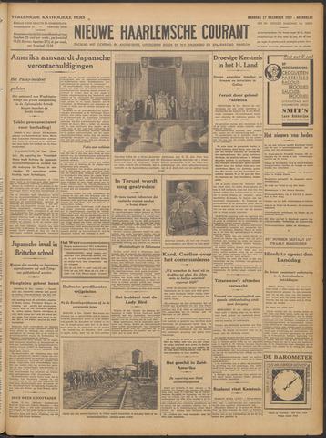 Nieuwe Haarlemsche Courant 1937-12-27
