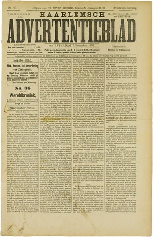 Haarlemsch Advertentieblad 1895-12-07