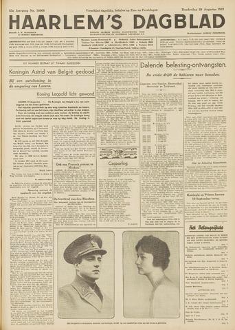 Haarlem's Dagblad 1935-08-29
