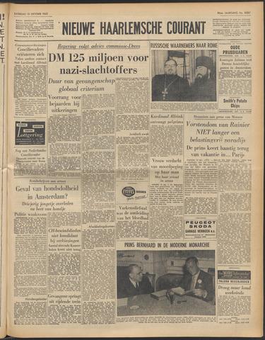 Nieuwe Haarlemsche Courant 1962-10-13