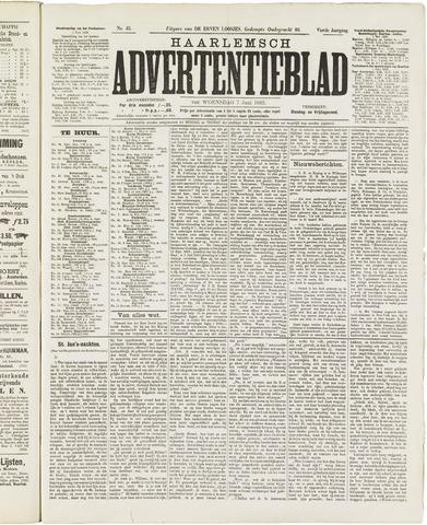 Haarlemsch Advertentieblad 1882-06-07