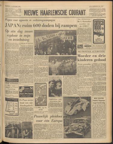 Nieuwe Haarlemsche Courant 1963-11-11