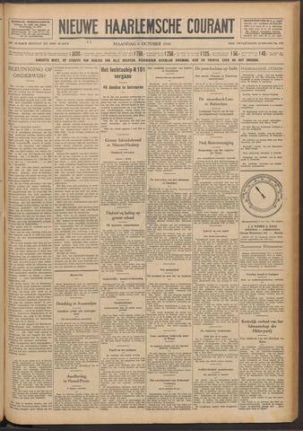 Nieuwe Haarlemsche Courant 1930-10-06
