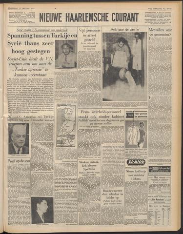 Nieuwe Haarlemsche Courant 1957-10-17