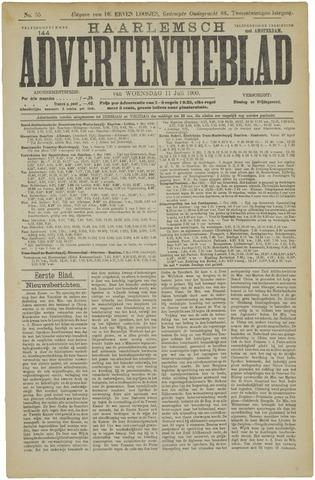 Haarlemsch Advertentieblad 1900-07-11