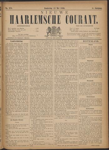 Nieuwe Haarlemsche Courant 1880-05-13