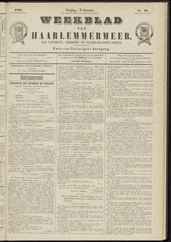 Weekblad van Haarlemmermeer 1881-10-07