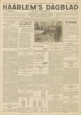 Haarlem's Dagblad 1935-04-03