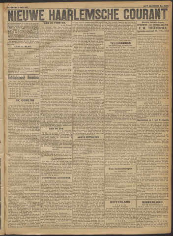 Nieuwe Haarlemsche Courant 1917-05-05