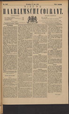 Nieuwe Haarlemsche Courant 1896-06-17