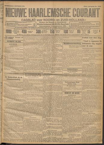 Nieuwe Haarlemsche Courant 1911-10-05