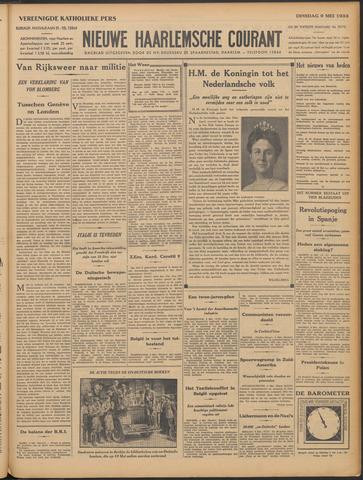 Nieuwe Haarlemsche Courant 1933-05-09