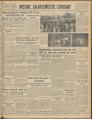 Nieuwe Haarlemsche Courant 1947-08-13