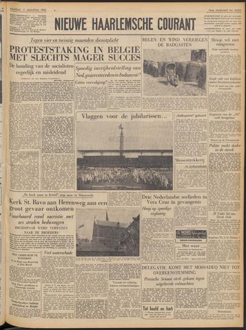 Nieuwe Haarlemsche Courant 1952-08-11