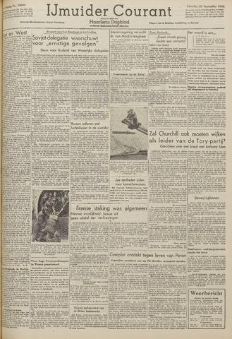 IJmuider Courant 1948-09-25