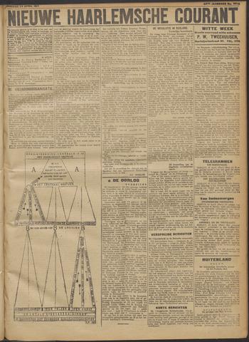 Nieuwe Haarlemsche Courant 1917-04-24