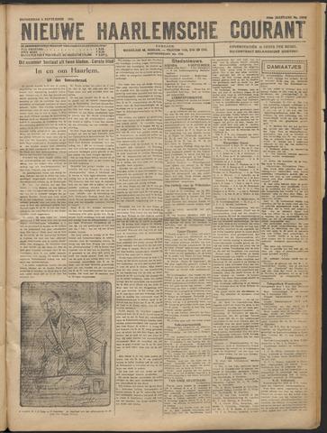 Nieuwe Haarlemsche Courant 1921-09-08