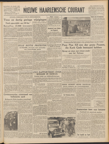 Nieuwe Haarlemsche Courant 1949-03-28