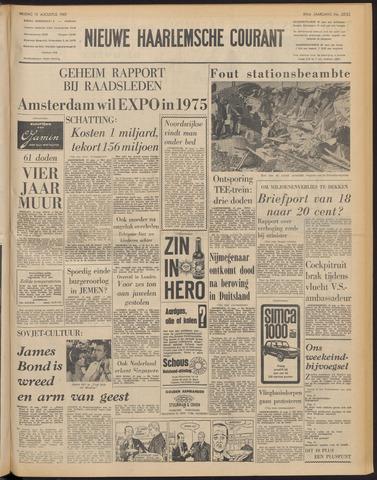 Nieuwe Haarlemsche Courant 1965-08-13