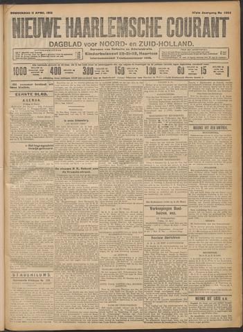 Nieuwe Haarlemsche Courant 1912-04-11