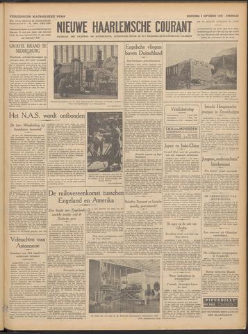 Nieuwe Haarlemsche Courant 1940-09-05