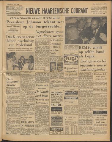 Nieuwe Haarlemsche Courant 1964-07-03