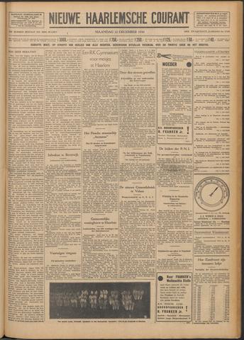 Nieuwe Haarlemsche Courant 1930-12-22